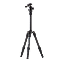 Triopo Carbon Fiber Tripod Kit G130 with KK-0S Ballhead
