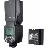 Godox Ving V860NII - TTL Flash με μπαταρία λιθίου για Nikon μηχανές