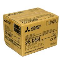 Mitsubishi CK-D868 ρολλό χαρτί & ρίμπον