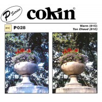 Cokin P028 Warm 81C P Series Filter [CP028]