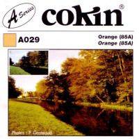 Cokin A029 Orange (85A) A Series Filter [CA029]
