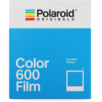 Polaroid Color 600 Film for Vintage Cameras [004670]