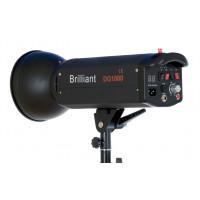 Brilliant studio flash light DG1000 Εκθεσιακό κομμάτι