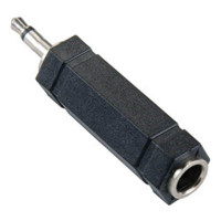 OEM Adapter 3.5mm male to 6.3mm female