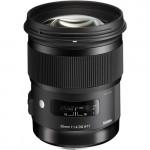 Sigma 50mm f/1.4 DG HSM Art Lens for Sony E mount