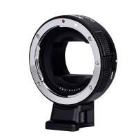 Commlite CM-EF-E-HS - Αντάπτορας για φακούς Canon EF σε Sony E Mount