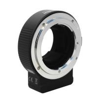 Commlite CM-ENF-E1-PRO - Αντάπτορας Autofocus για φακούς Nikon F σε Sony E Mount