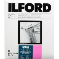 Ilford MGIV RC De Luxe glossy 13Χ18 25 τεμάχια