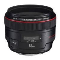 Canon EF 50mm f/1.2L USM (Cashback για Φοιτητές  -125€)
