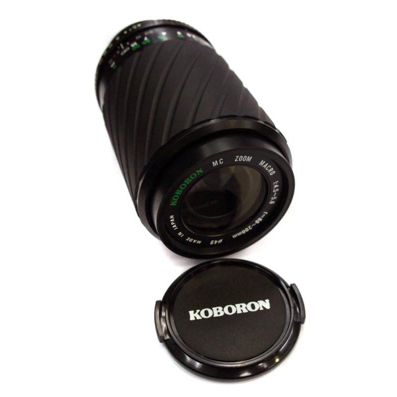 Koboron MF 80-200mm f/4.5-5.6 για Yasica/Contax