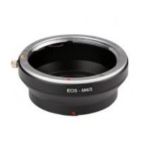 AccPro Canon EF lens to Micro 4/3 Adapter [EOS-M4/3]