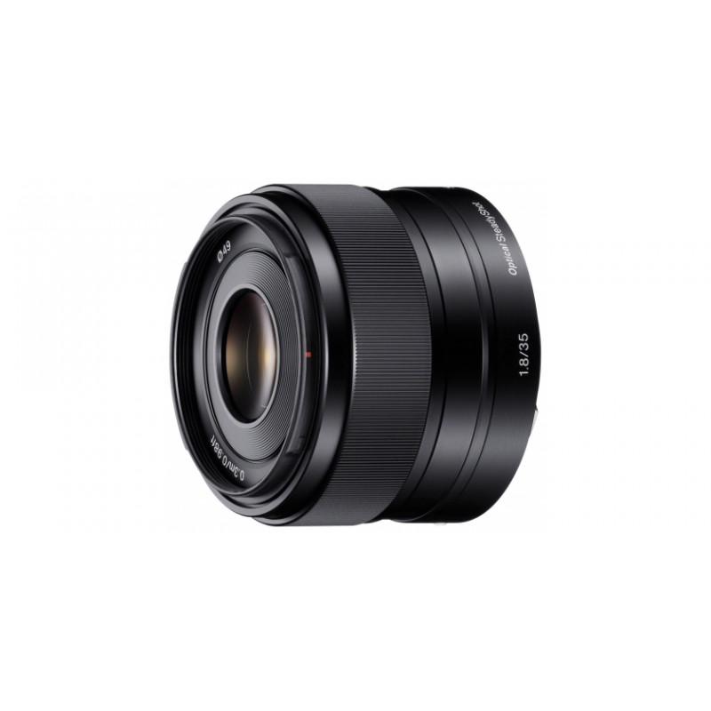 Sony Lens E-mount 35mm f/1.8 OSS