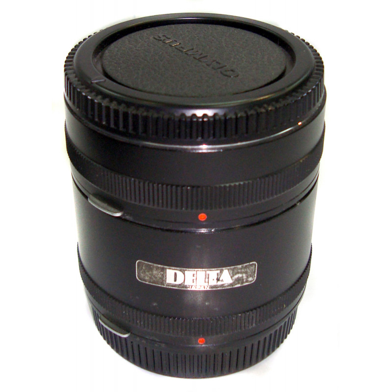 Delta extension tube for Olympus used