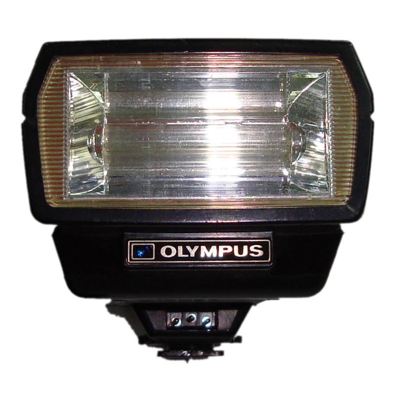 Olympus quick auto flash 310 used