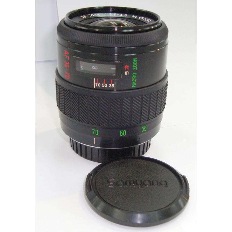 Samyang 35-70mm f/3.5-4.5 AF for Sony