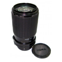 Sigma 80-200mm f/4.5-5.6 for Minolta used