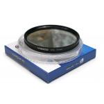 Visico Circular Polarizing CPL 55mm