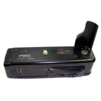 Yashica FX Winder used