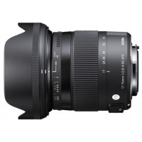 Sigma 17-70mm F2.8-4 DC macro OS HSM contemporary for Nikon [884955]