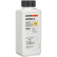 Ilford Ilfosol 3 Film Developer for Black and White Film (500ml)