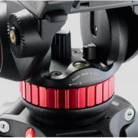 Manfrotto MVH502AH Fluid Video Head - Flat Base