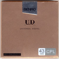 Benro CPL UD 43mm