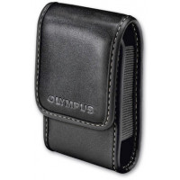 Olympus leather case