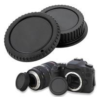 Leinox Σετ καπάκια σώματος-φακού for 4/3 cameras