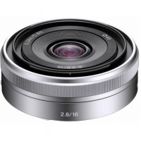 Sony Lens E-mount 16mm f/2.8 [SEL16F28]
