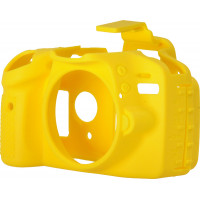 EasyCover camera case για Nikon D3300/D3400 Yellow