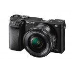 Sony α6000 ( ILCE-6000 ) Black kit + Sel 16-50mm