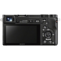 Sony α6000 ( ILCE-6000 ) Black kit + Sel 16-50mm + Κάρτα SD 32GB