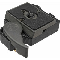 Manfrotto 323 System Quick Release Adapter with 200PL Plate