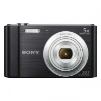 Sony Cyber-shot DSC-W800 Black