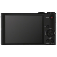 Sony Cyber-shot WX350 Black  + Δώρο θήκη FDS