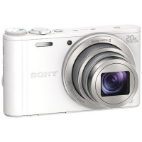 Sony Cyber-shot WX350 White