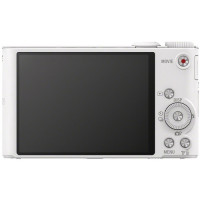 Sony Cyber-shot WX350 White + Δώρο Θήκη FDS