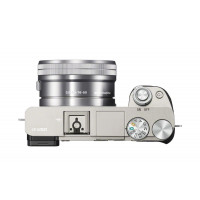 Sony α6000 ( ILCE-6000 ) Silver kit + Sel 16-50mm