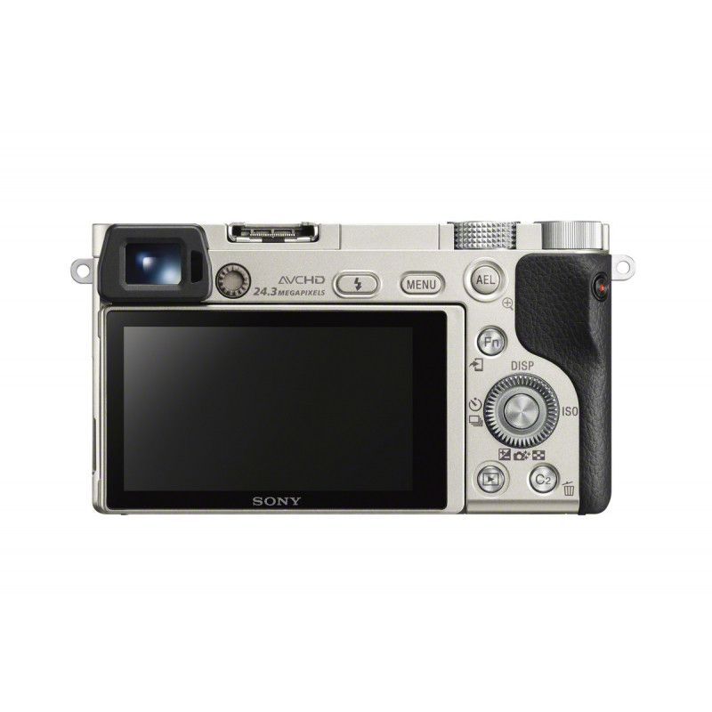 Sony a6000 Silver kit + Sel 16-50mm ( ILCE-6000LS )