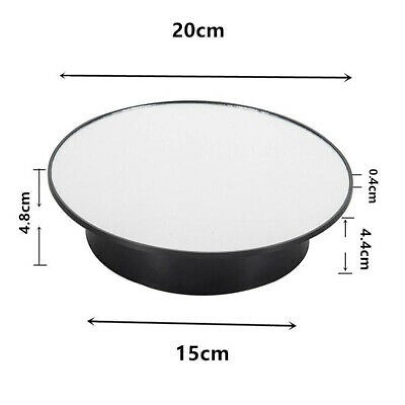 oem - IRiSfot 360 Rotating Display Stand - Black , White and Mirror [YIA001]
