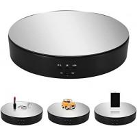 oem - IRiSfot 360 Rotating Display Stand - Black With Mirror [YIA003BM]