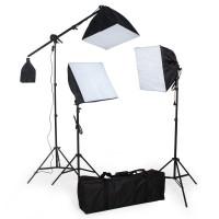 oem - IRiSfot Τριπλό Daylight Kit φωτισμού  [DL-375]