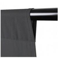 oem - IRiSfot Background Υφασμάτινο 3x6m Black