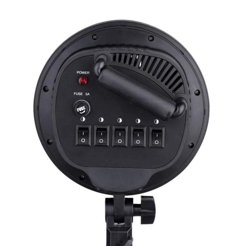 oem - IRiSfot Φωτιστικό 5 θέσεων E27 με Softbox 60x90cm
