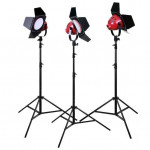 oem IRiSfot 75w Red Head LED Daylight Kit [RH75KIT]