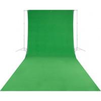 E-Image WOB2002-GREEN – Πράσινο Υφασμάτινο Φόντο 3x5m