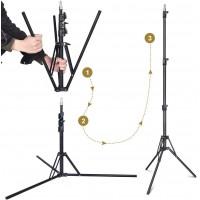 oem -IRiSfot Foldable 2m Light Stand LS-201
