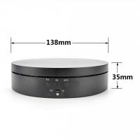 oem - IRiSfot 360 Rotating Display Stand - Black [YIA003B]