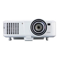 Canon Βιντεοπροβολέας LV-WX310ST  Short Throw Projector [0909C003AA]