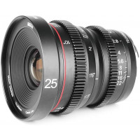 Meike Cine Lens MK-25mm T2.2 for Sony E Mount Cameras